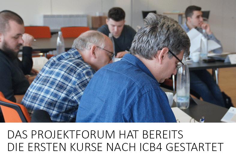 Bochum: Kursstart in Kürze!